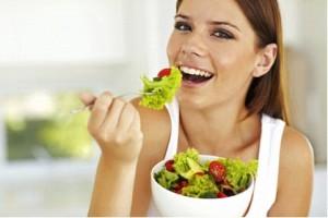 Comer  Saladas ajuda perder peso